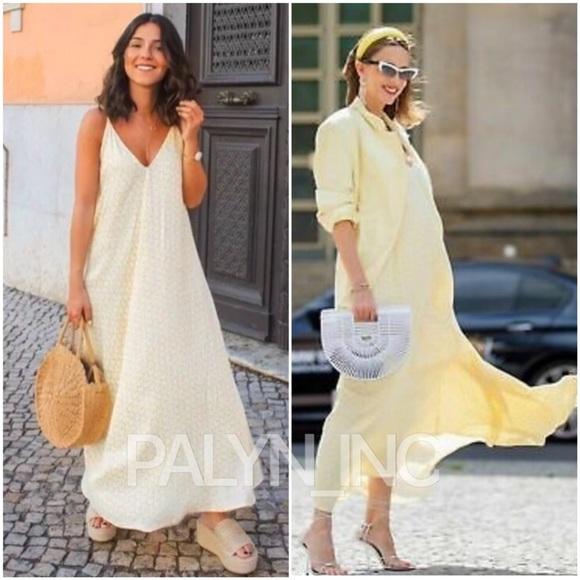 Zara Dresses & Skirts - ❤️❤️ZARA STRAPY FLORAL PRINT DRESS